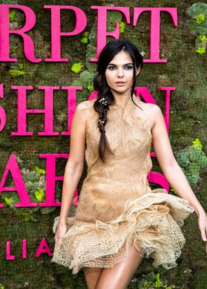 Doina Ciobanu - Green Carpet Fashion Awards 2018 in Milan
