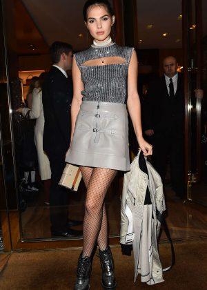 Doina Ciobanu - Louis Vuitton MakeAPromise Day Event in London