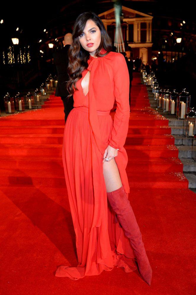 Doina Ciobanu - The Fashion Awards 2016 in London