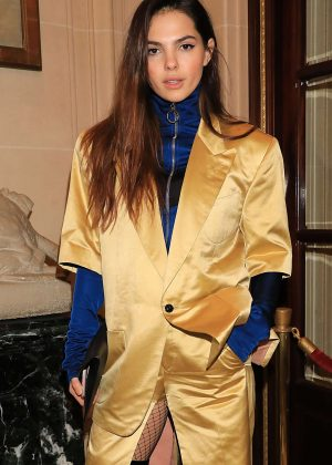 Doina Ciobanu - Vivienne Westwood Show at 2017 PFW in Paris