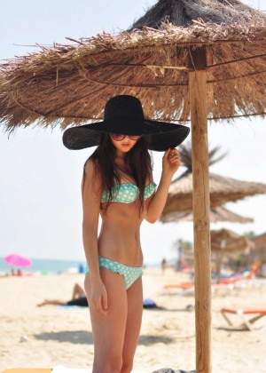 Doina Ciobanu hot in bikini-01