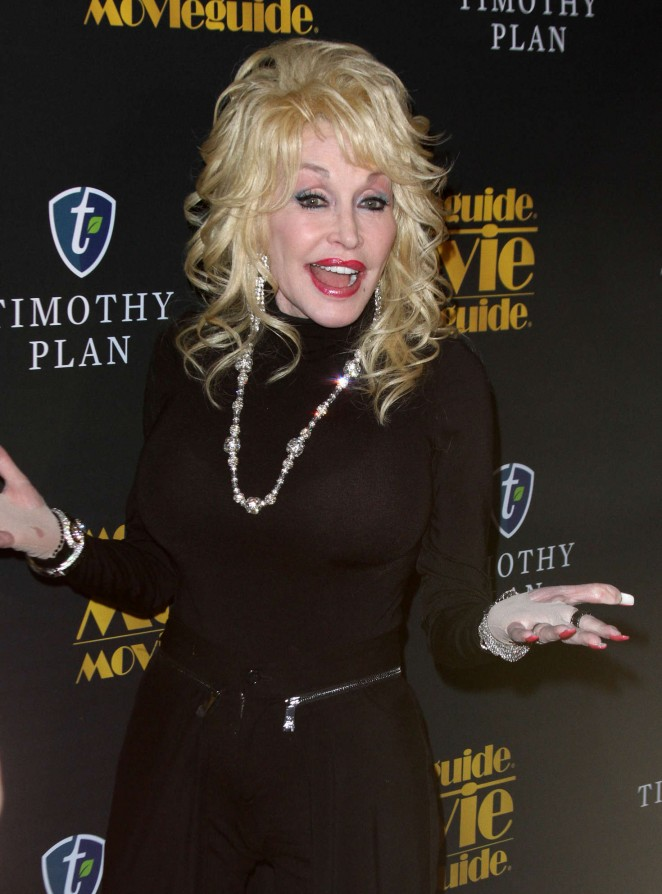 Dolly Parton - 2016 MovieGuide Awards in Los Angeles