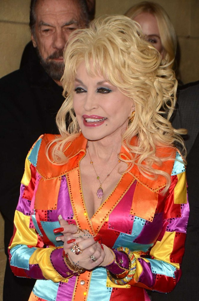 Dolly Parton - 'Coat Of Many Colors' Screening in Los Angeles