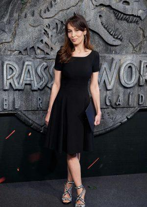 Dolores Chapli - 'Jurassic World: Fallen Kingdom' Premiere in Madrid