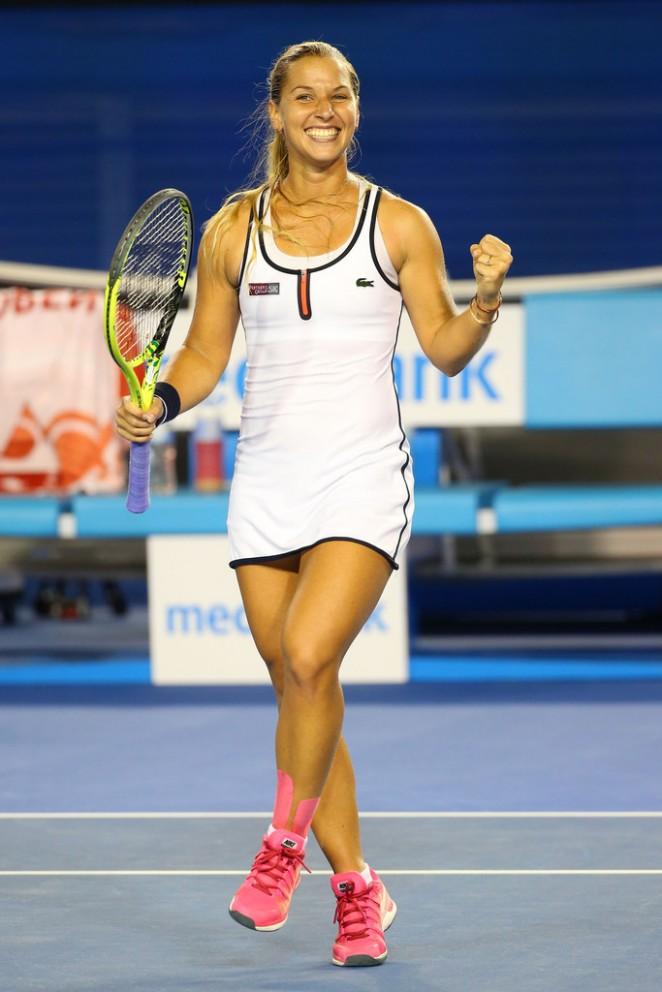 Dominika Cibulkova: Australian Open 2015 -25 - GotCeleb