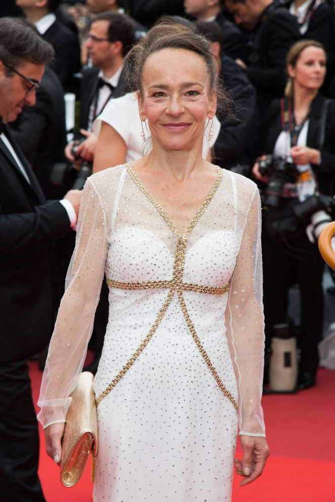 Dominique Frot - 'The BFG' Premiere at 2016 Cannes Film Festival
