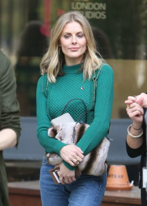Donna Air at ITV Studios in London