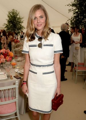 Donna Air - Cartier Queens Cup Polo in Windsor
