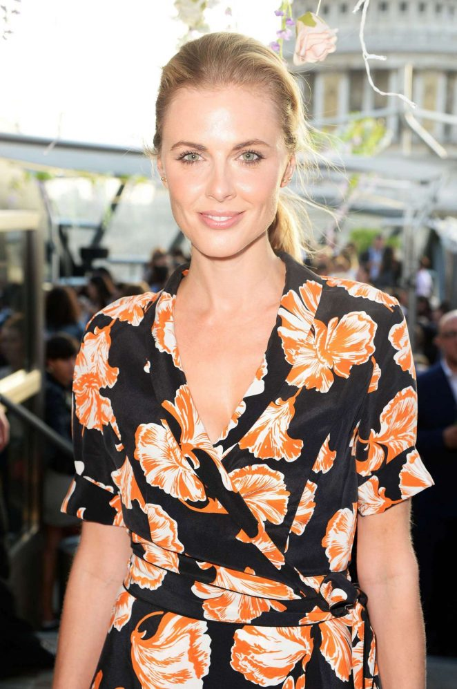 Donna Air - Madison Summer Party in London