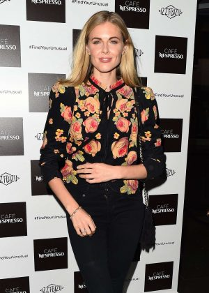 Donna Air - Nespresso Launch Party in London