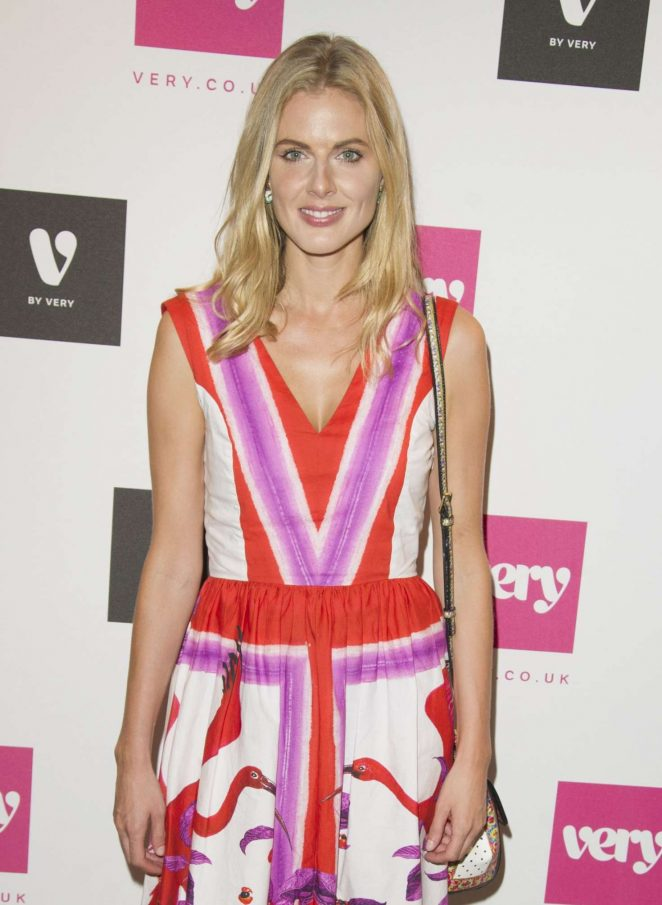 Donna Air - V by Very Party Spring Summer 2017 in London