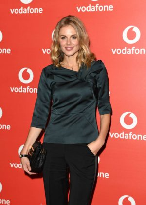 Donna Air - Vodafone Passes launch in London