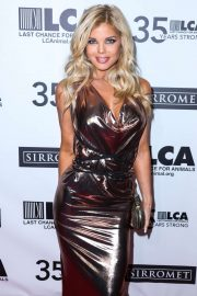 Donna D'Errico - 35th Anniversary 'Last Chance for Animals' Gala in Los Angeles