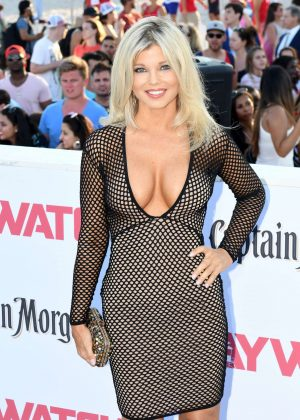 Donna D'Errico - 'Baywatch' Premiere in Miami