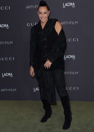 Donna Karan - 2016 LACMA Art and Film Gala in Los Angeles