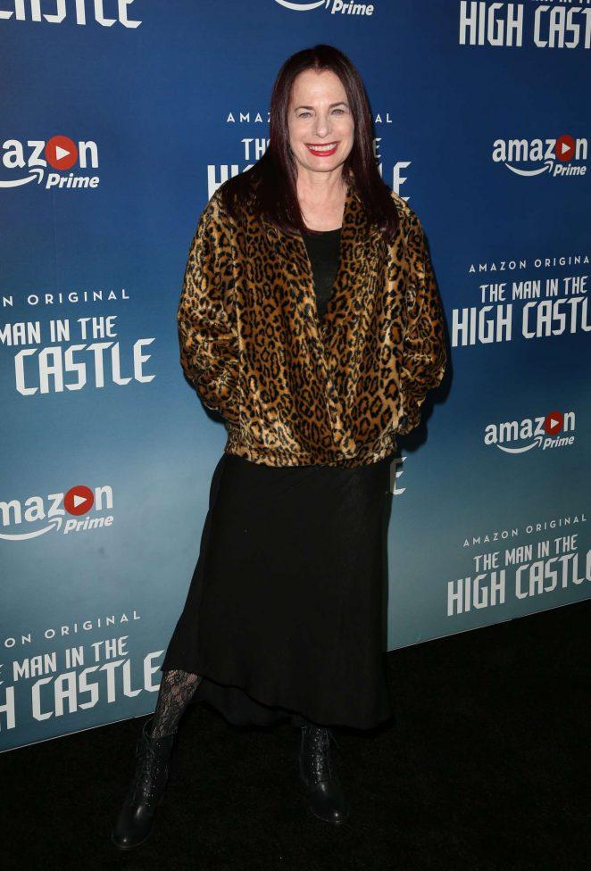 Donna Rosenstein 2016 : Donna Rosenstein: Man In The High Castle Season 2 Premiere -03