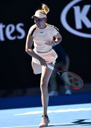 Donna Vekic - 2018 Australian Open in Melbourne - Day 4