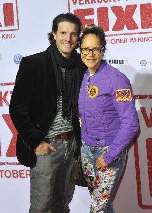Doreen Dietel - 'Verruckt nach Fixi' Premiere in Munchen