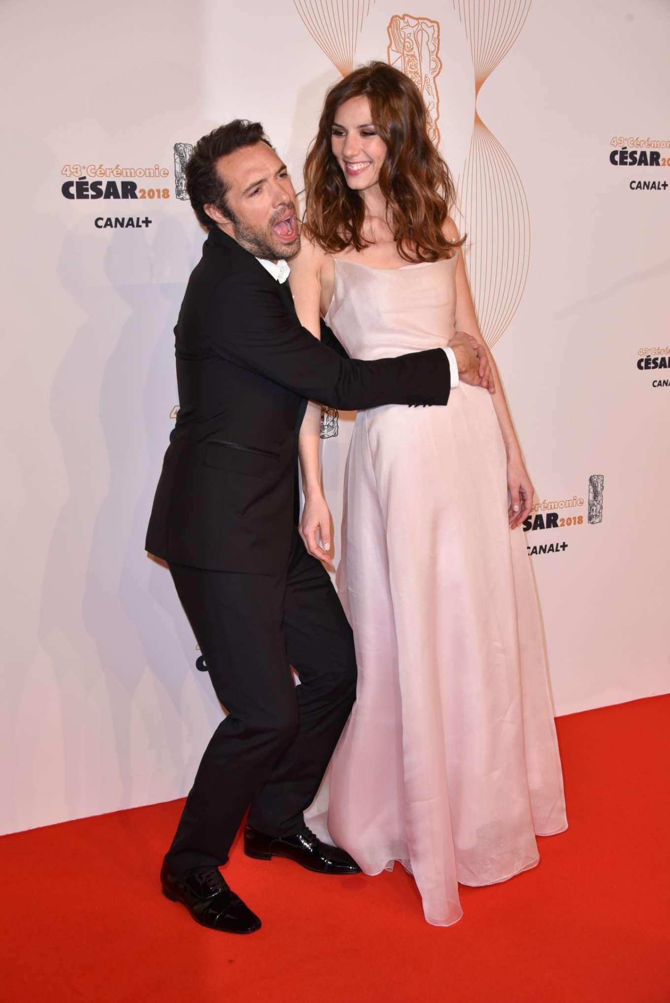 Doria Tillier 2018 : Doria Tillier: 2018 Cesar Film Awards -05