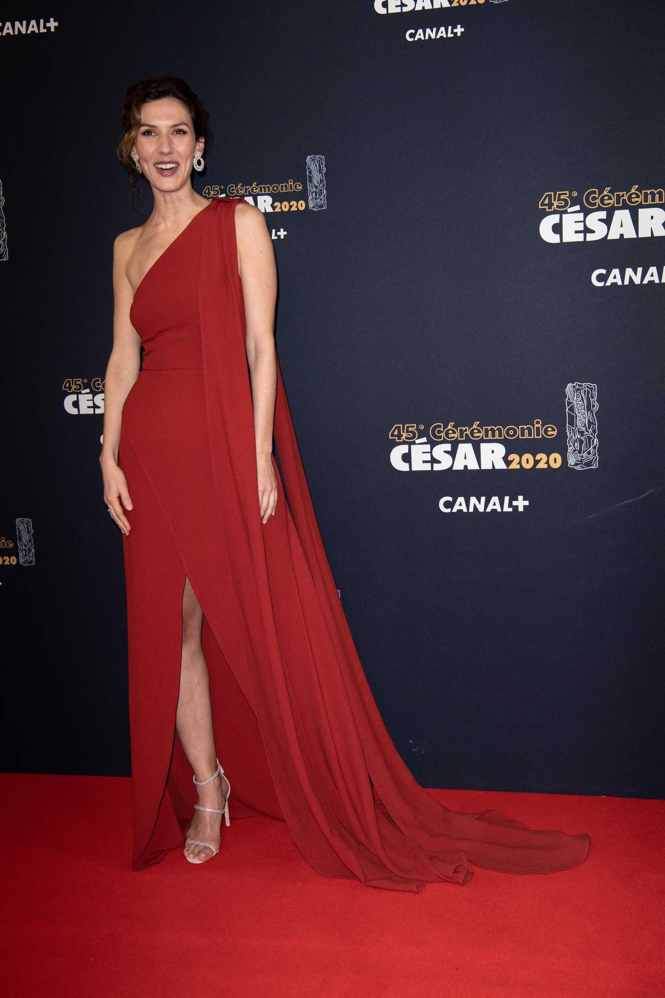 Doria Tillier 2020 : Doria Tillier – 45th Cesar Awards in Paris-03
