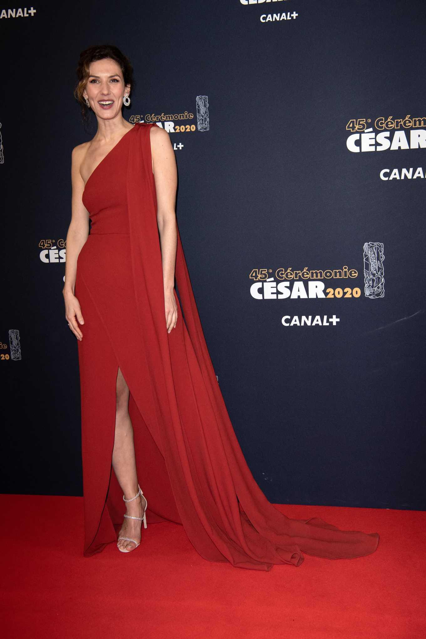 Doria Tillier 2020 : Doria Tillier – 45th Cesar Awards in Paris-06