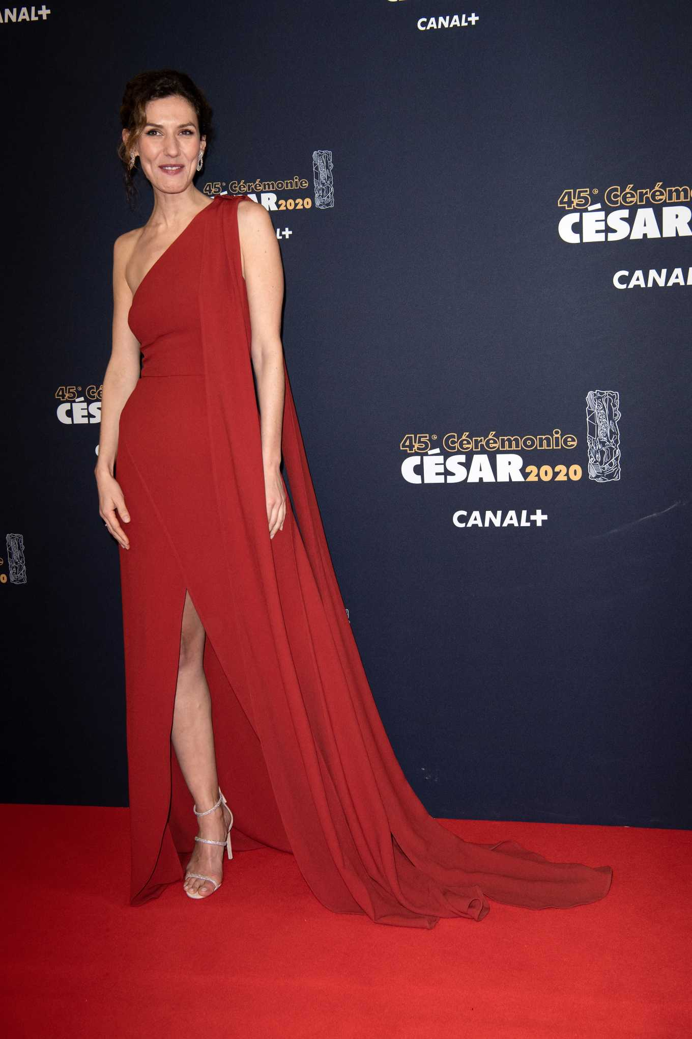 Doria Tillier 2020 : Doria Tillier – 45th Cesar Awards in Paris-09