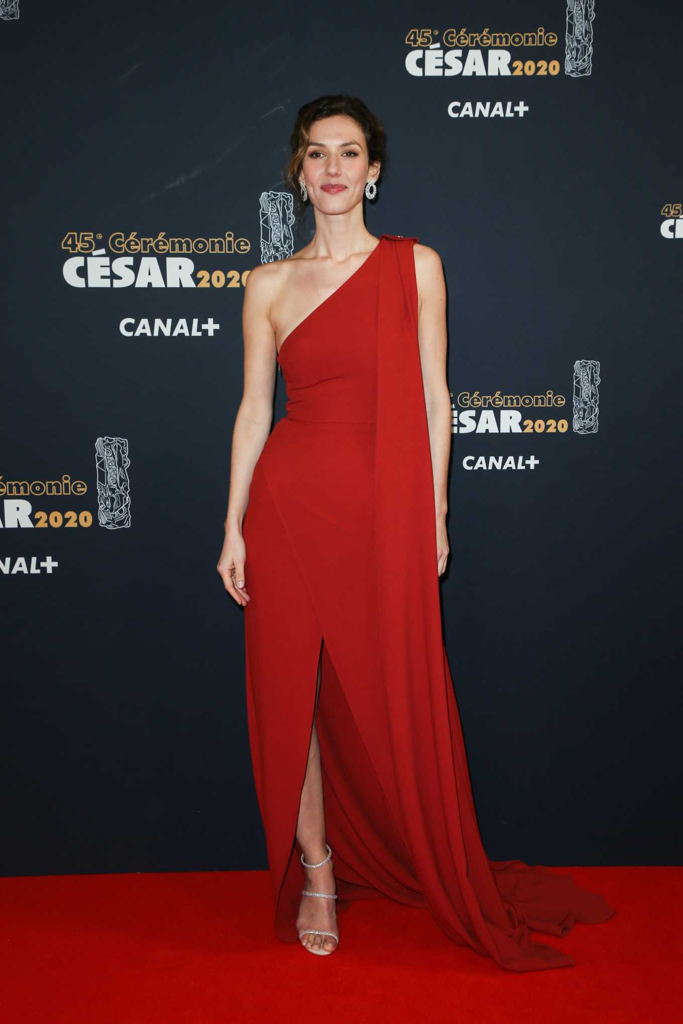 Doria Tillier 2020 : Doria Tillier – 45th Cesar Awards in Paris-10