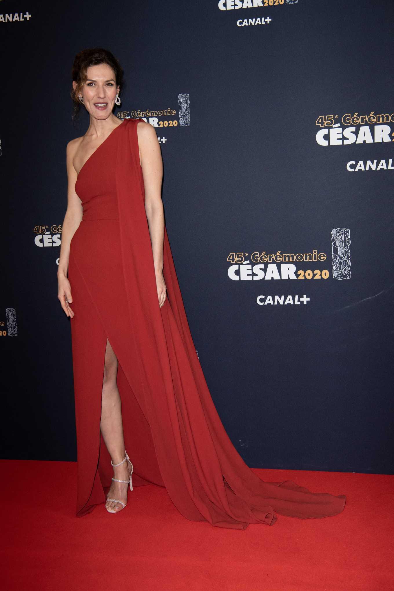 Doria Tillier 2020 : Doria Tillier – 45th Cesar Awards in Paris-11