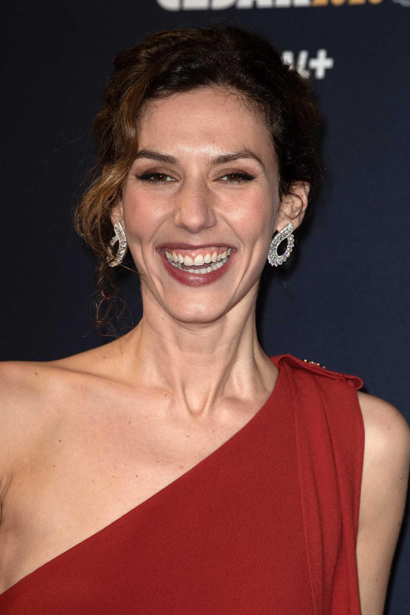 Doria Tillier 2020 : Doria Tillier – 45th Cesar Awards in Paris-14