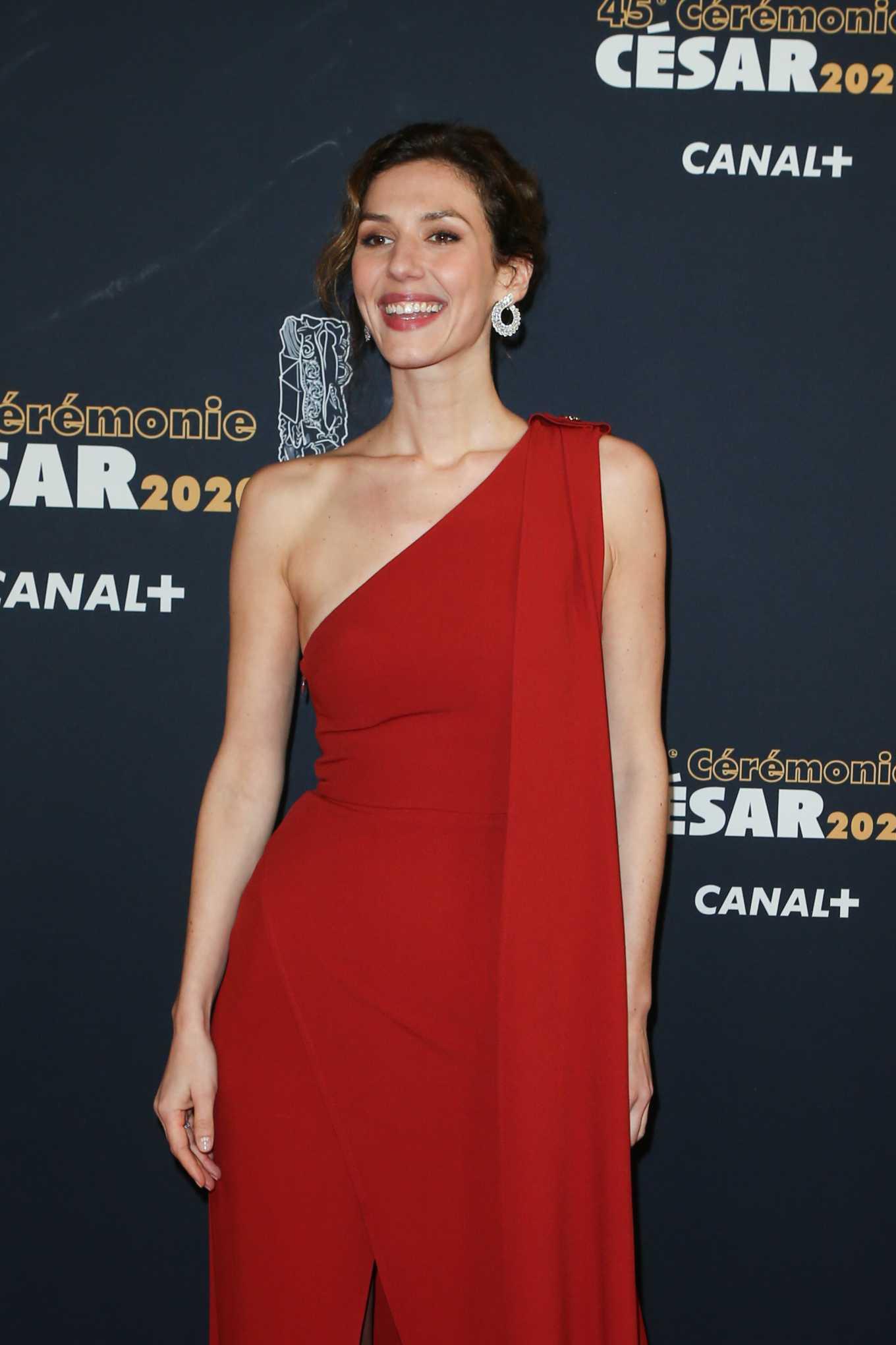 Doria Tillier 2020 : Doria Tillier – 45th Cesar Awards in Paris-16