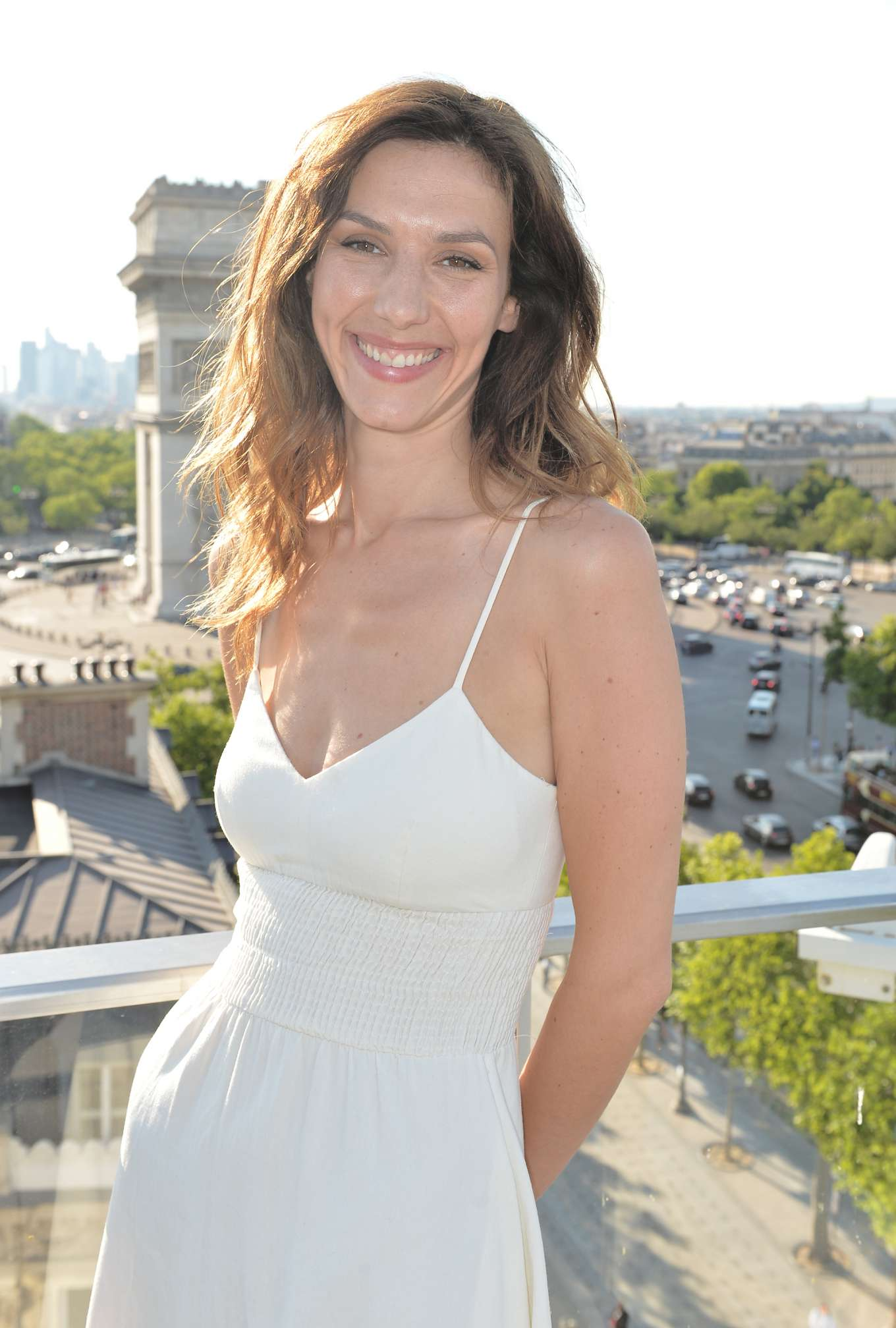 Doria Tillier - 8th Champs Elysees Film Festival Opening in Paris