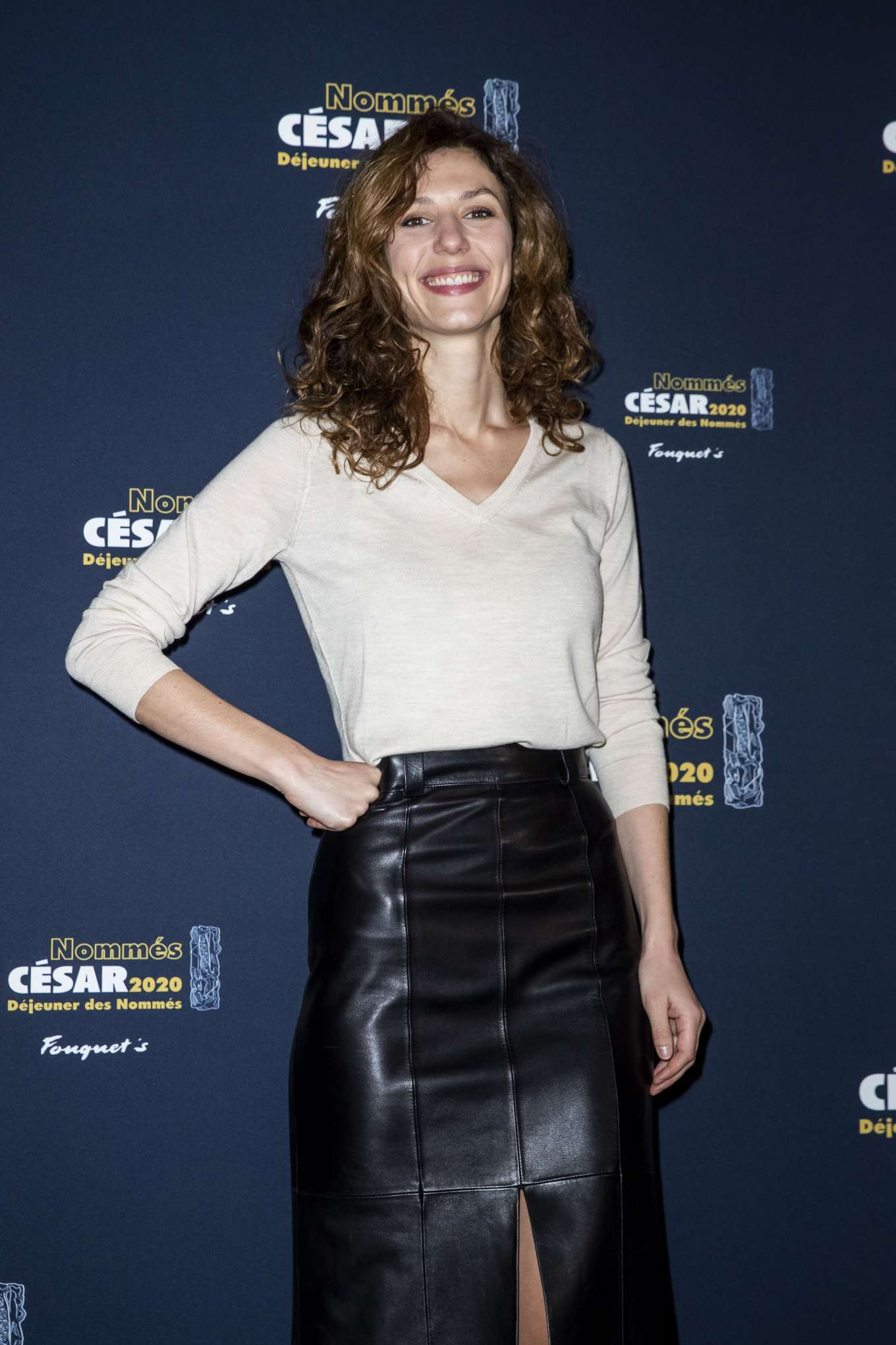 Doria Tillier 2020 : Doria Tillier – Cesar 2020 Nominee Luncheon in Paris-03
