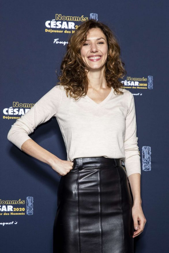 Doria Tillier - Cesar 2020 Nominee Luncheon in Paris