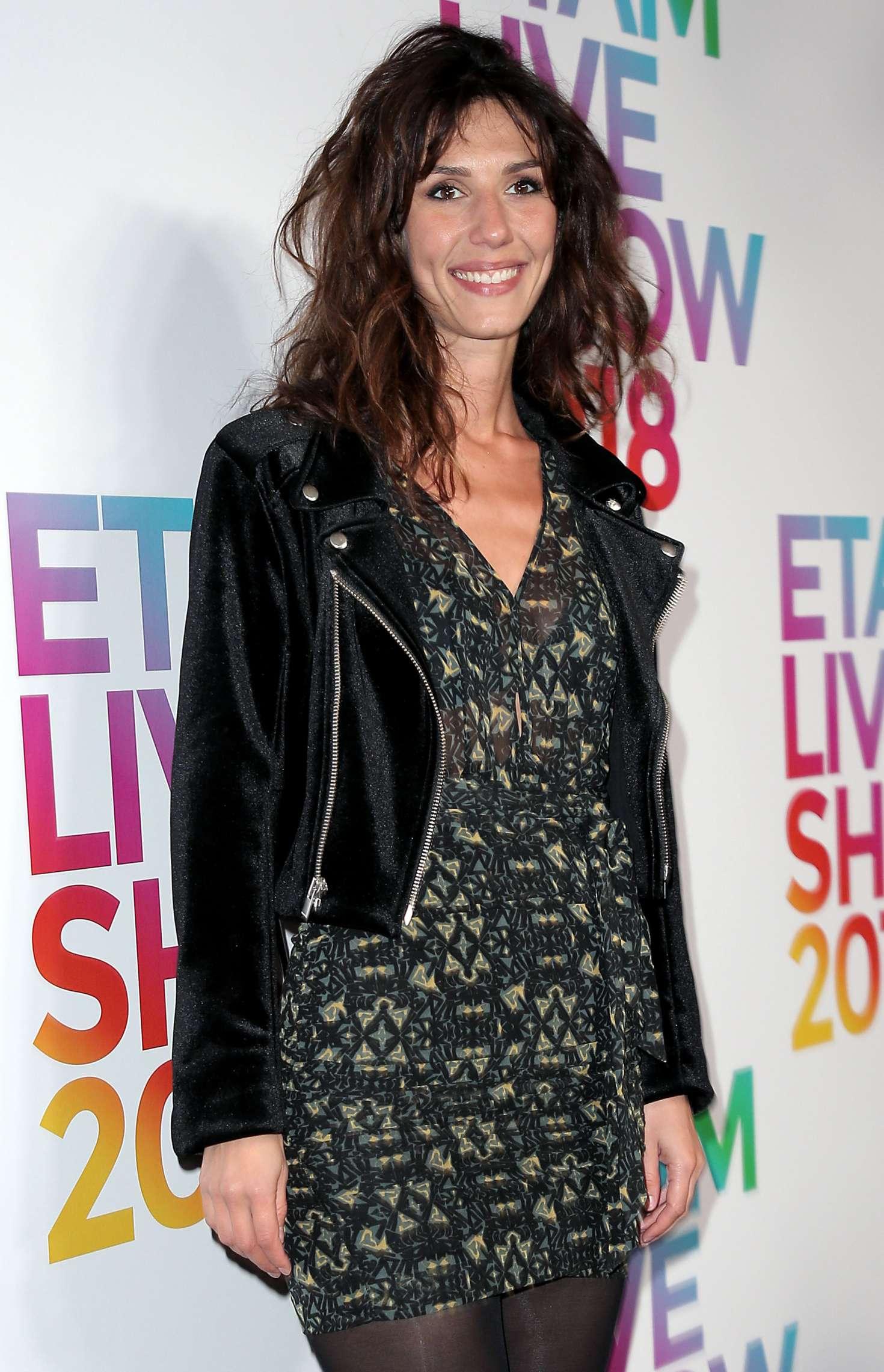 Doria Tillier - Etam Fashion Show in Paris