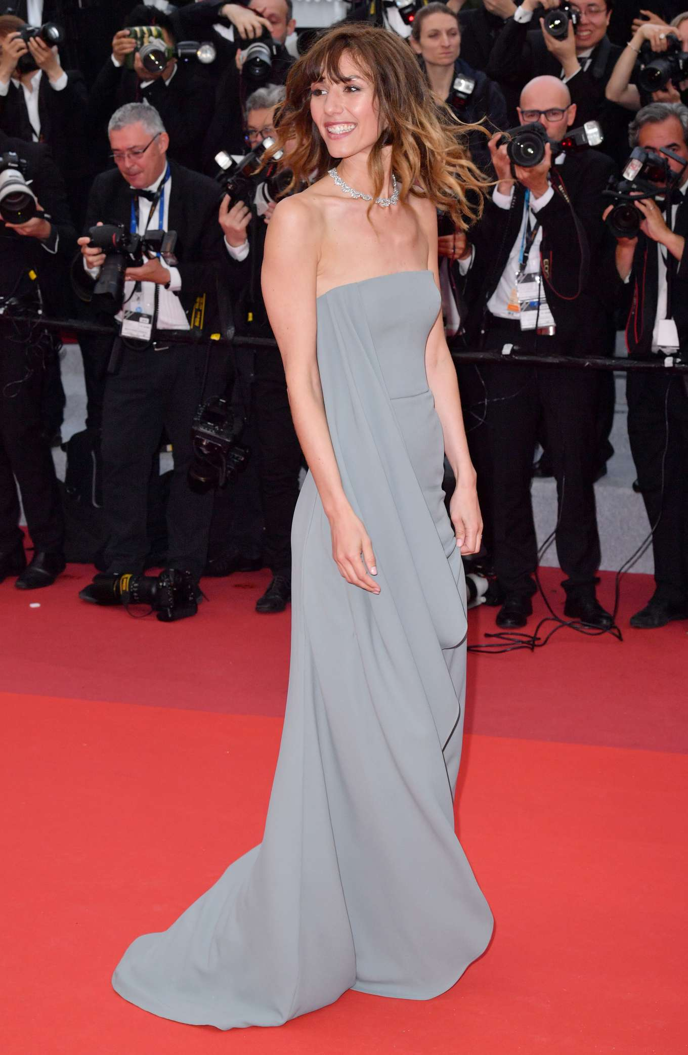 Doria Tillier - 'La Belle Epoque' Premiere at 2019 Cannes Film Festival
