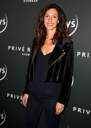 Doria Tillier - Prive Revaux Eyewear By Krys Party in Paris