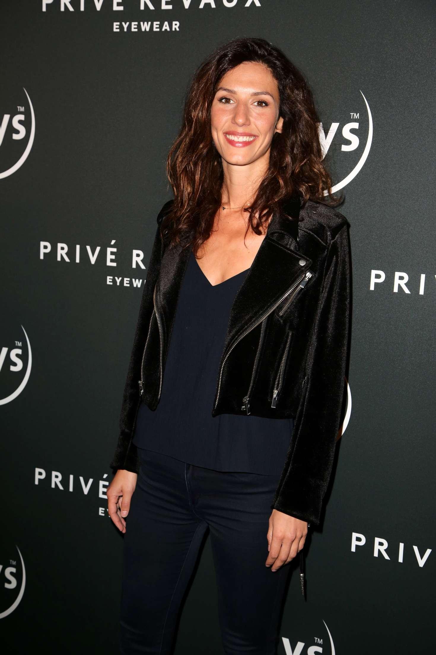 Doria Tillier - Prive Revaux Eyewear By Krys Party in Paris