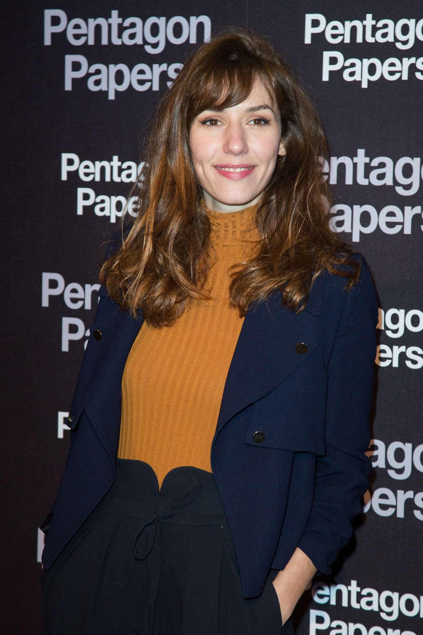 Doria Tillier - 'The Post' Premiere in Paris