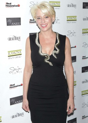 Dorinda Medley - 'The Real Housewives Of New York' Season 8 Premiere Party in NYC