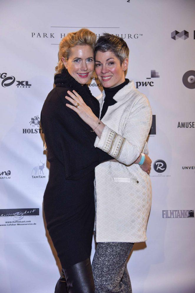 Dorothea Schenck & Cheryl Shepard - Warm Up 2017 der Filmförderung Hamburg - Schleswig Holstein auf Kampnagel
