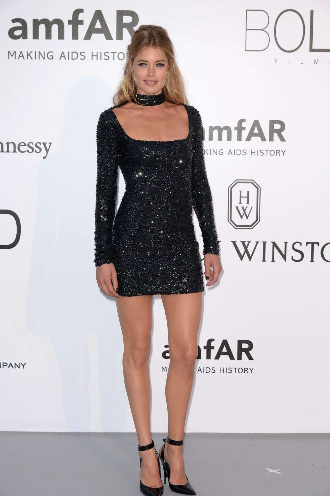 Doutzen Kroes – amfAR's 23rd Cinema Against AIDS Gala in Antibes