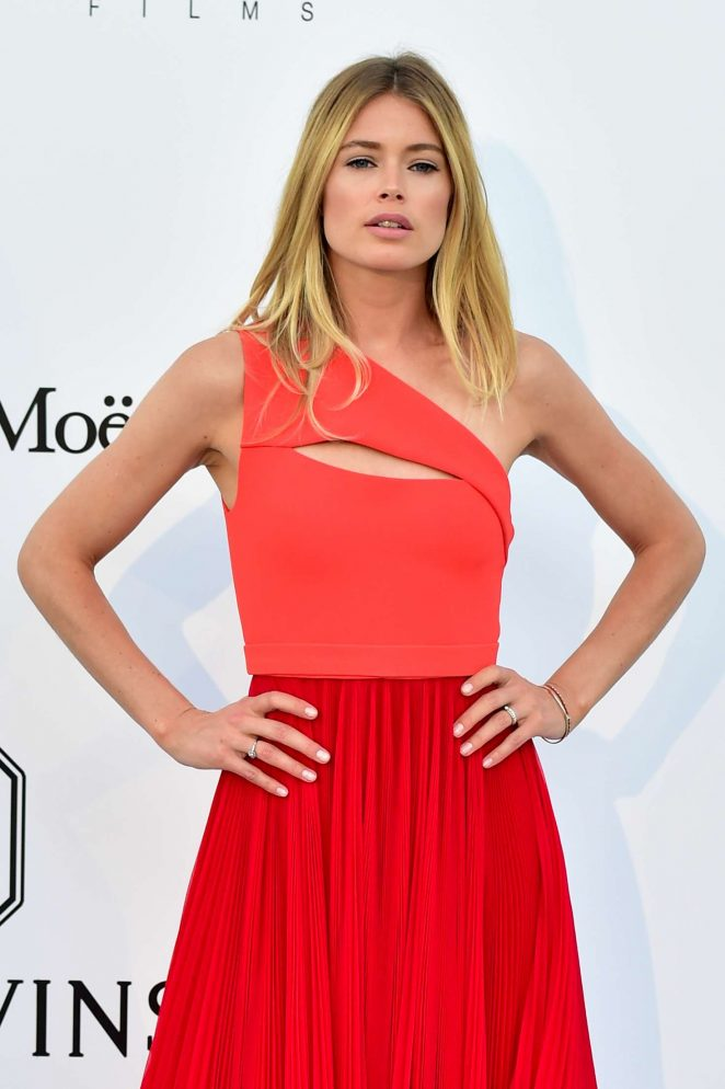 Doutzen Kroes - amfAR's 24th Cinema Against AIDS Gala in Cannes