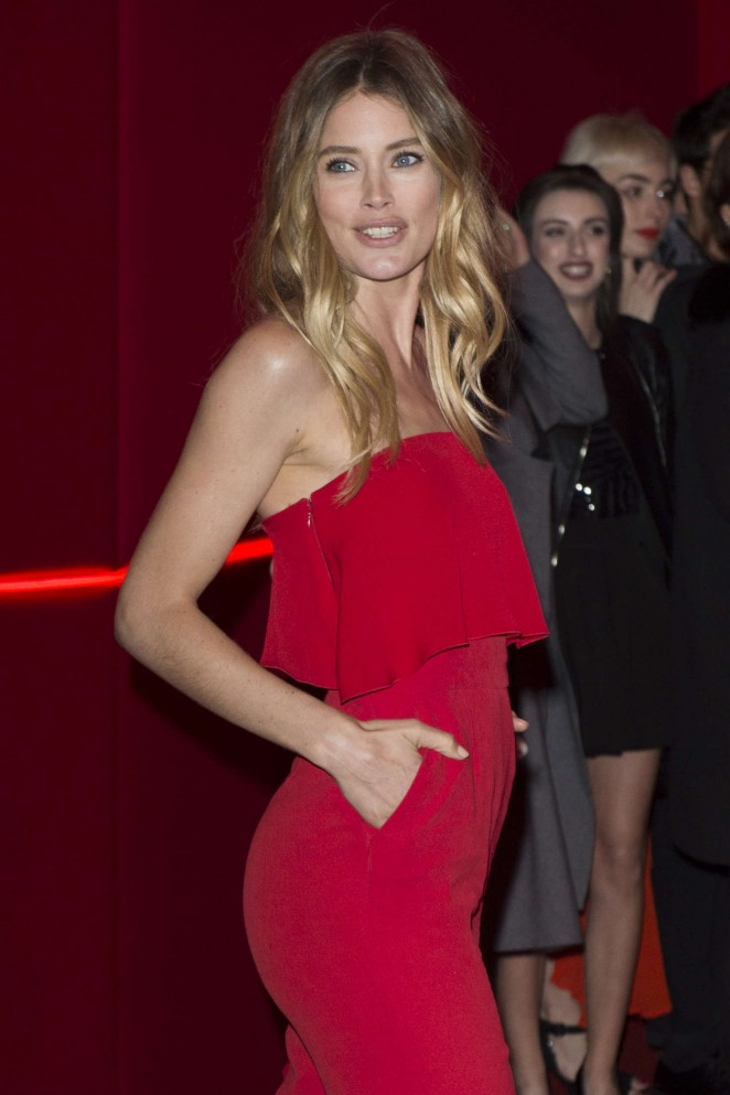 Doutzen Kroes - Attends at L'Oreal Red Obsession Party 2016 in Paris