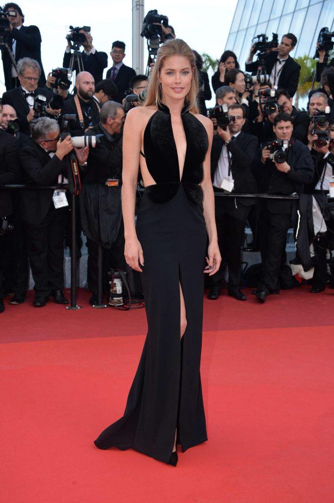 Doutzen Kroes - 'Cafe Society' Premiere at 2016 Cannes Film Festival