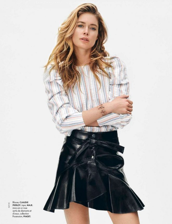 Doutzen Kroes - Elle Magazine (France - June 2018)