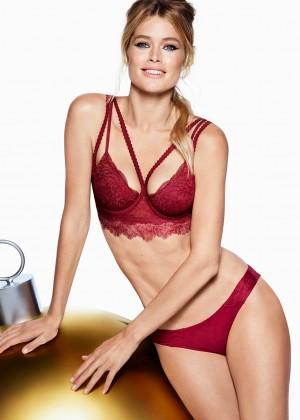Doutzen Kroes - H&M Holiday Campaign 2015