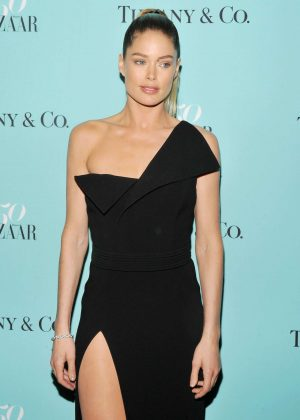 Doutzen Kroes - Harper's Bazaar and Tiffany and Co Celebrate 150 Years in NYC