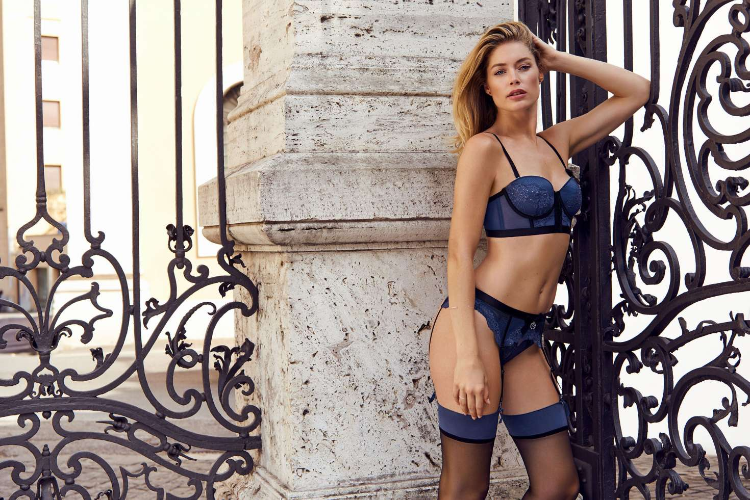Doutzen Kroes – Hunkemoller Photoshoot 2016   Doutzen-Kroes:-Hunkemoller-Photoshoot-2016--09