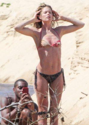Doutzen Kroes in Bikini in Bahia