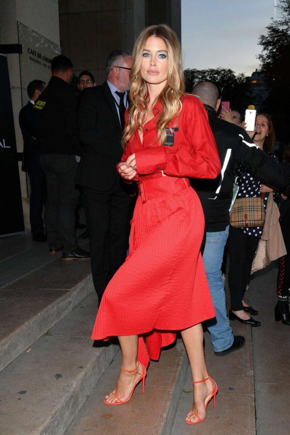 Doutzen Kroes 2019 : Doutzen Kroes – LOreal Paris Fashion Show SS 2020 at Paris Fashion Week-01
